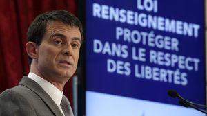 La loi sur le renseignement jette les bases d'une police politique en France
