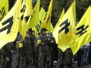 Ukraine : Si ce ne sont pas le fascisme et une junte alors qu'est-ce que c'est ?