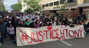 USA: pas de poursuites contre un policier blanc ayant tué un jeune Noir (La Presse)