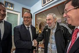 Ruée sur Cuba. François Hollande, un excellent VRP pour le capitalisme français