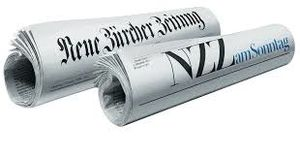 La propagande contre le gouvernement Assad n'a pas épargné les lecteurs de la Neue Zürcher Zeitung (ASI)