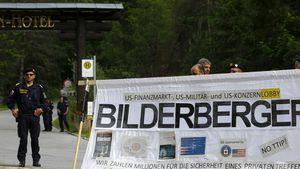 Beaucoup de policiers, peu d'éclairage médiatique – le très confidentiel club Bilderberg se protège (RT)