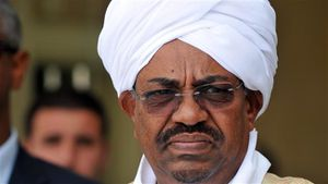 Le président soudanais aurait quitté l'Afrique du Sud (Xinhua)