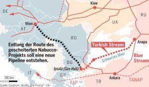 Le pétrolier autrichien OMV partenaire de la Russie sur un nouveau Nabucco pour contourner l'Ukraine (Blog Finance)