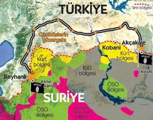&quot&#x3B;La Turquie a des intérêts communs avec les djihadistes&quot&#x3B; (Marianne.net)