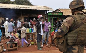 Centrafrique : Comment l'Europe finance la guerre, selon Global Witness