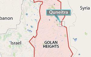 Israël et al-Qaïda perdent un avion en Syrie (Voltaire.net)