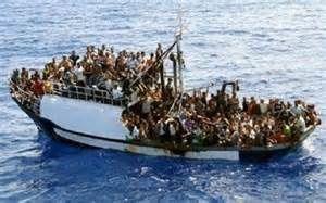 Un bateau chavire au large de la Libye : plus de 200 migrants africains pourraient s'être noyés