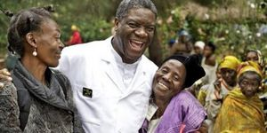 RDC : le film de Thierry Michel sur Denis Mukwege interdit de projection à Kinshasa (JAI)