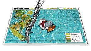 Israël construit un mur de séparation pour se protéger d'un afflux de réfugiés