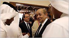 Enquête sur les nouveaux réseaux d'affaires entre Paris et Riyad (Intelligence Online)