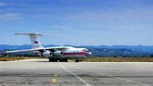 Arrivée en Syrie de 2 avions russes d'aide humanitaire (AFP)