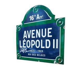 Leopold II, roi des Belges, n'est plus le bienvenu à Paris (JAI)