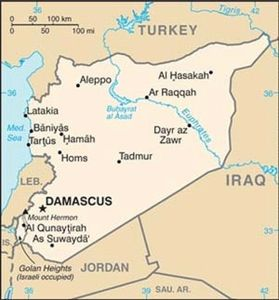La crise syrienne fait partie d'une guerre par procuration menée par l'Occident contre la Russie