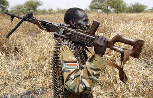 La Chine et Israël, les plus grands fournisseurs d'armes au Soudan du Sud – ONU (APA)