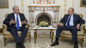 Moscou a informé Israël avant de frapper en Syrie (AFP)