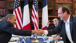 Les Etats-Unis et la France se plaignent au moment où la Russie bombarde leurs terroristes