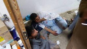 Afghanistan : un hôpital de MSF visé par un raid aérien, un acte &quot&#x3B;inexcusable&quot&#x3B; pour l'ONU (AFP)