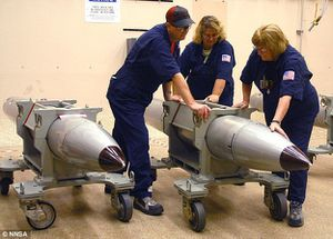 De nouvelles armes nucléaires américaines en Allemagne – le réarmement secret  (Horizons et Débats)