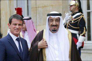 Des contrats de 10 milliards d'euros entre la France et l'Arabie (Irib)