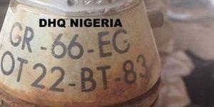 Bombes « Belouga » : et si Boko Haram se servait de sous-munitions françaises ?  (JAI)