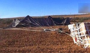 Syrie: les Etats-Unis parachutent des armes alors que la Russie intensifie ses bombardements (WSWS)