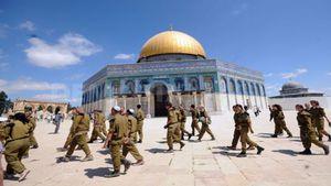 Des dizaines de colons prennent d'assaut la mosquée Al-Aqsa (Irib)