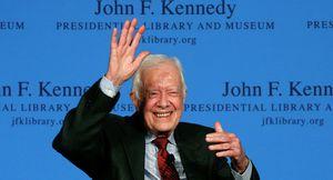 Jimmy Carter a transmis à la Russie les positions de l'EI en Syrie (Sputniknews)