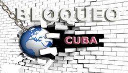 Rapport de Cuba : « Nécessité de lever le blocus économique, commercial et financier appliqué à Cuba par les États-Unis d'Amérique »