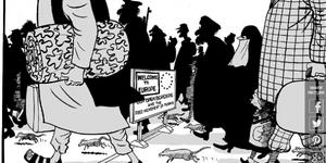 Un journal britannique assimile les migrants africains à des rats et des terroristes (Afrik 365)
