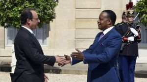 SASSOU NGUESSO, PAULIN MAKAYA ET LES INSTITUTIONS