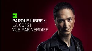 Parole libre : La COP21 vue par Philippe Verdier. La focalisation gênante sur le climat (RT)
