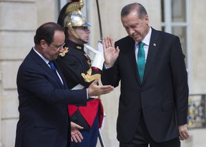 L'UE et la Turquie ont ouvert un nouveau chapitre dans leurs négociations d'adhésion (AFP)