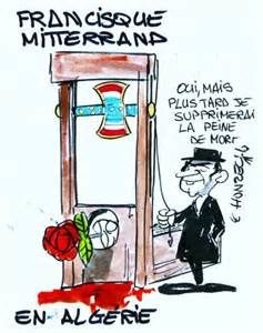 Les guillotinés de Mitterrand (Le Point)