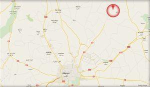 Tandis que les forces US s'installent à l'est d'Alep, les forces syriennes progressent au Nord