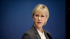 La ministre suédoise des A.E accuse Israël d'«exécutions extra-judiciaires» (Irib)