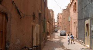 À Zagora, les fantômes de la ségrégation (Huffpostmaghreb.com)
