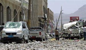Destruction de 4 navires de la coalition saoudo-US par l'armée yéménite / Les bombardements saoudiens visent 200 usines au Yémen