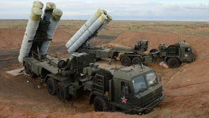 L'Iran s'intéresse à acheter des S-400 à la Russie (Irib)
