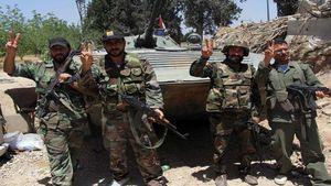 L'armée syrienne arrivée aux entrées de la province d'Idlib (Irib)
