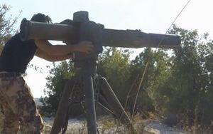 Daesh pointe des missiles chimiques sur le palais présidentiel syrien (Voltaire.net)