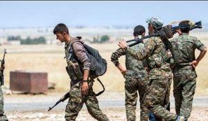 Malgré les bombardements turques, les forces kurdes marchent sur les centres des miliciens dans la ville d'Alep (FNA)