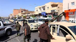 Envoi discret de conseillers militaires britanniques en Libye (Press TV)