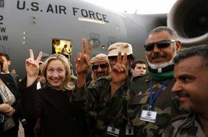 Un e-mail d'Hillary Clinton révèle son soutien à la guerre en Syrie pour renverser Assad afin de protéger Israël contre l'Iran