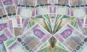 Françafrique. Selon &quot&#x3B;Le Monde&quot&#x3B;, la majorité des pays d'Afrique francophone sont tenus de verser 50% de leur recette d'exportation à la banque de France