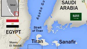 Sissi offre deux îles à l'Arabie : La colère gronde en Egypte (Algérie1.com)