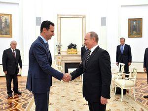 Syrie. Selon The Independent, Poutine aurait promis de faire gagner Assad