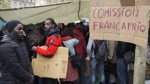 Quand la Françafrique passe la nuit debout, place de la République (Le Monde)