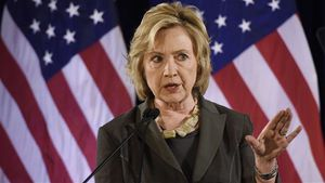 Orgies, violences : Hillary Clinton vole dans un sulfureux jet (Le Point)