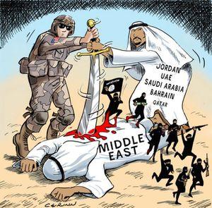 L'Arabie saoudite et le Qatar : Rôle réel ou rôle fictif dans la lutte contre le terrorisme et Daech ? (Blog de la pensée libre)